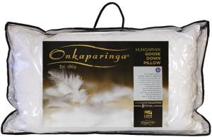 Onkaparinga-hungarian-Goose-Down-Pillow