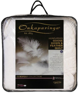Onkaparinga-hungarian-Goose-Down-feather-quilt
