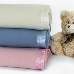 Pure Australian Wool Blanket Lifestyle nursery