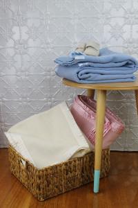 Onkaparinga nursery baby cot blanket