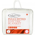 Fully Fitted Electric Blanket Packaged