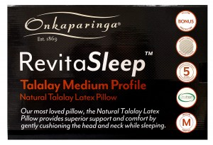 RevitaSleepTalalayMediumProfilePillow