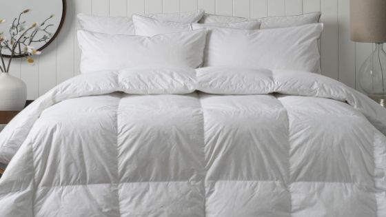 Onkaparinga Hungarian Down & Feather Quilt and bedding