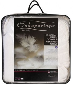 Onkparinga Hungarian Duck Down Feather Quilt