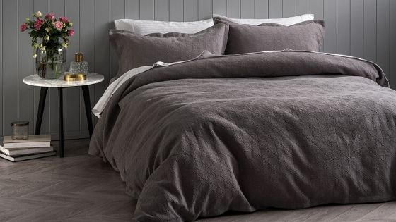 Hotel bed at home with Onkaparinga