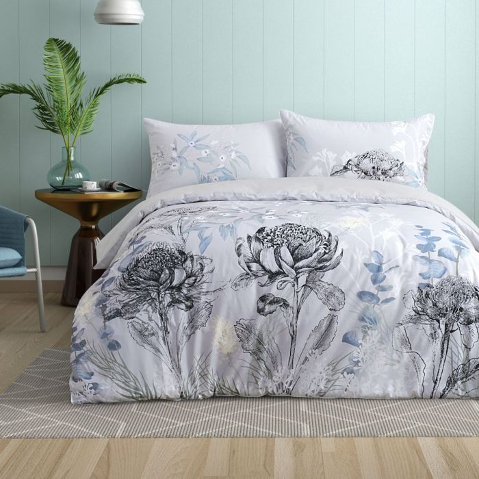 Eucalyptus Quilt Cover Set