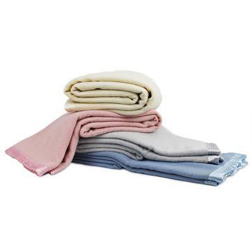 Australian Wool Baby Cot Blanket