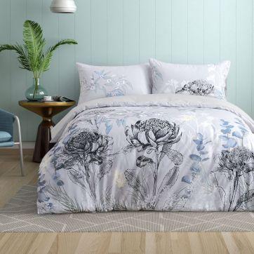 Eucalyptus Quilt Cover Set