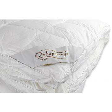 Hungarian Goose Down Mattress Topper