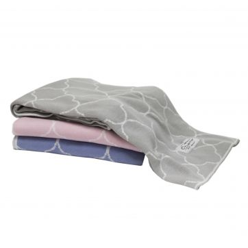 Organic Cotton Reversible Pram Blanket
