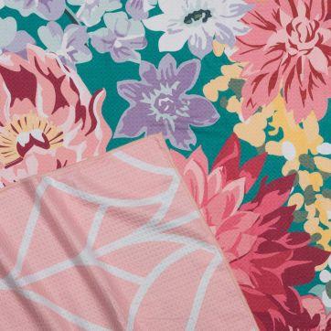 Sand Free Towel - Floral